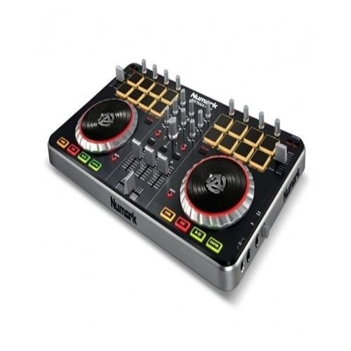 Mixtrack Pro 2 Channel DJ Controller With Audio