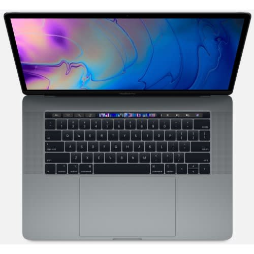Macbook Pro With Touch Bar - 15.4