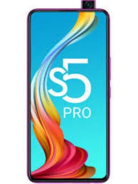 S5 Pro-SEA BLUE- 128gb+6gb 6.53inches.