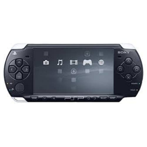 Playstation Portable-2000 With 4gb Memory Card