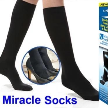 Universal Chef Miracle Socks - Anti Fatigue Compression Socks | Konga  Online Shopping
