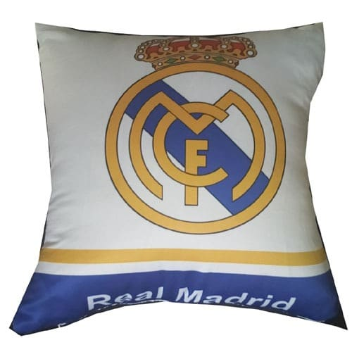 Buy Real Madrid Print Throw Pillow 40x 40 In Blankets Throw Custom Real Madrid Throw Blanket