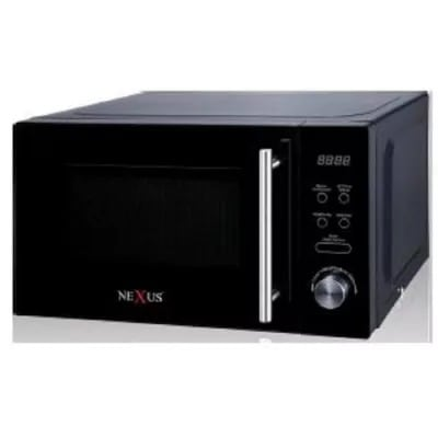 Nexus Nx-9203 Black – 20l With Grill Microwave | Konga Online Shopping
