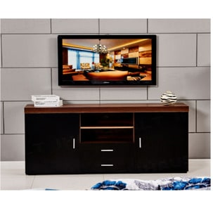 Luxury Premium Double Drawer 5ft Television Stand