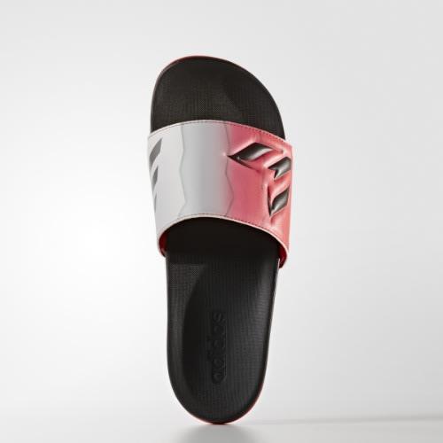 fe59c03a59a0 adidas Adilette Cloudfoam Plus Messi Slides