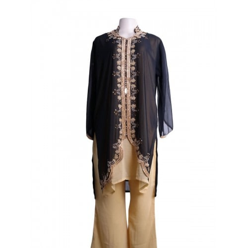 /H/a/Handmade-Indian-Saree-with-Gold-Sequence-and-Trousers---Brown--5016613_1.jpg
