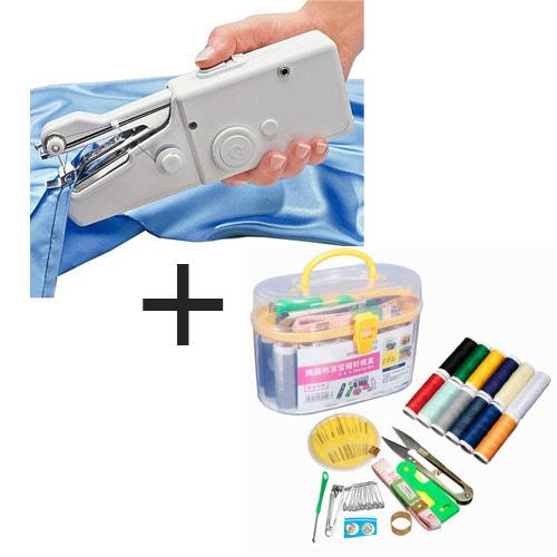Buy Handy Stitch Portable Cordless Sewing Machine Sewing KIt Classy Handy Stitch Portable Sewing Machine