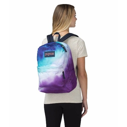 0a05eaac6ca4 Jansport High Stakes Backpack - Multi Water Ombre