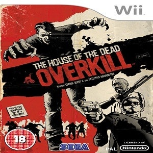 House Of The Dead Overkill Pal Nintendo Wii Konga Online