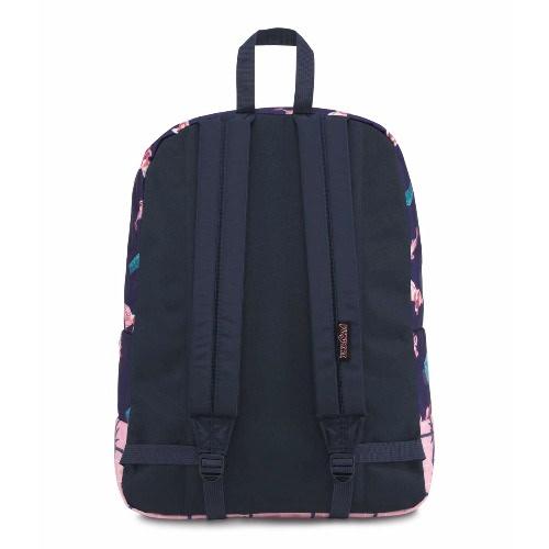 cefe334f7318 Jansport Hula Life Palm Black Label SuperBreak Backpack ...
