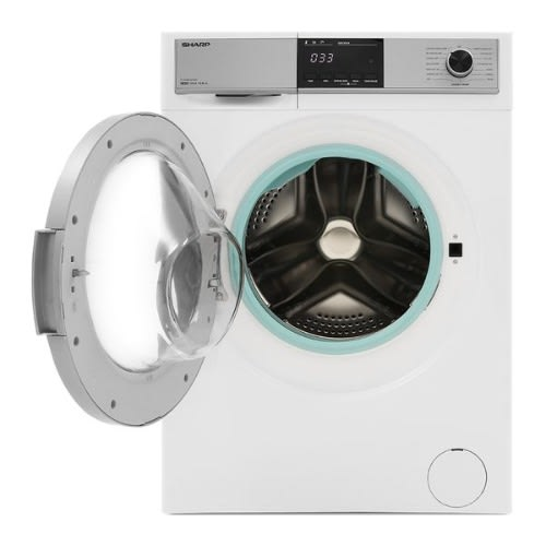 Es-hdb8147w0 8 Kg Washer & Dryer - White