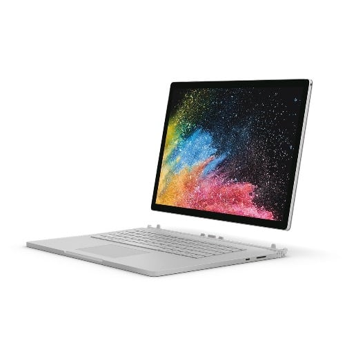 "Surface Book 2 - Intel Core i7 - 16GB RAM - 512GB SSD - 15"" - Nvidia Geforce"