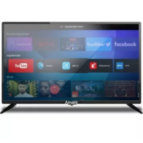 "Amani 55"" Smart 4k Uhd Tv"