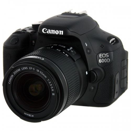 Rebel T3i (EOS 600D) SLR Camera