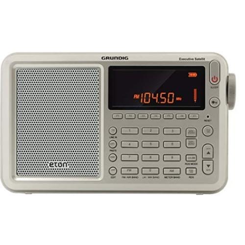 Executive Satellite Shortwave Radio