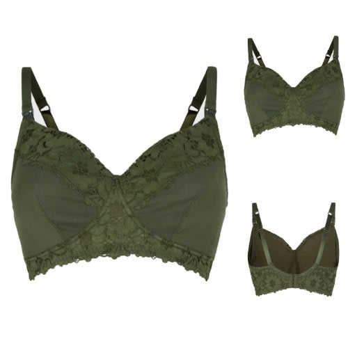 549f5766c7 New Look Lace Khaki Maternity And Nur.