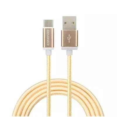 Usb Data Cable - Gold