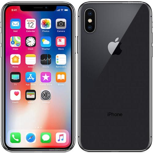 iPhone X 3GB RAM-64GB ROM - iOS 11 1 - 5 8