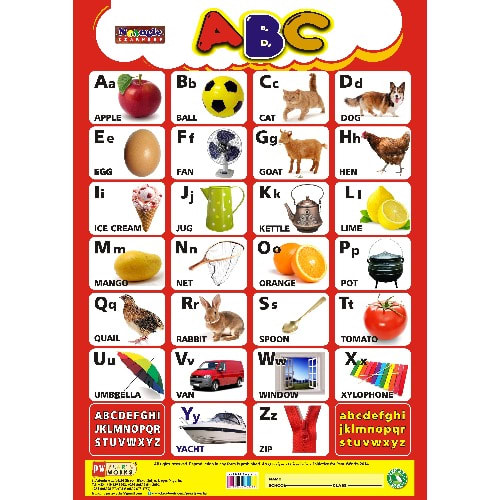 Abc Beginner S Laminated Chart Set Konga Online Shopping See more ideas about abc chart, preschool crafts, preschool activities. abc beginner s laminated chart set