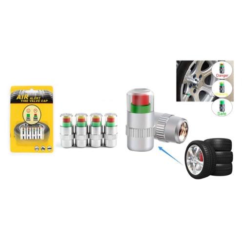 Car Tire Pressure Monitor Air Alert Valve.