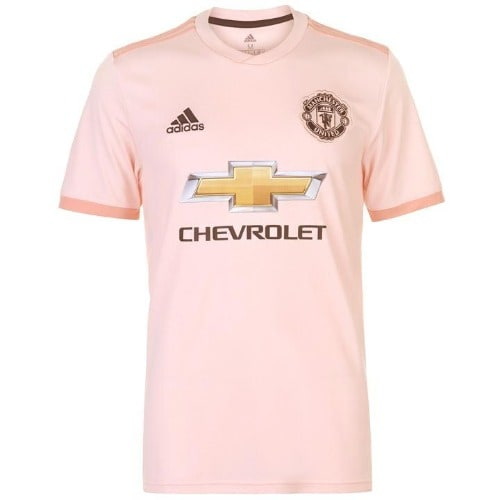 a27c916f8b6 adidas Manchester United 2018 2019 Away Jersey