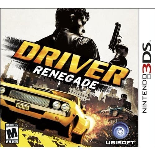 Driver: Renegade - Nintendo 3ds (pal)
