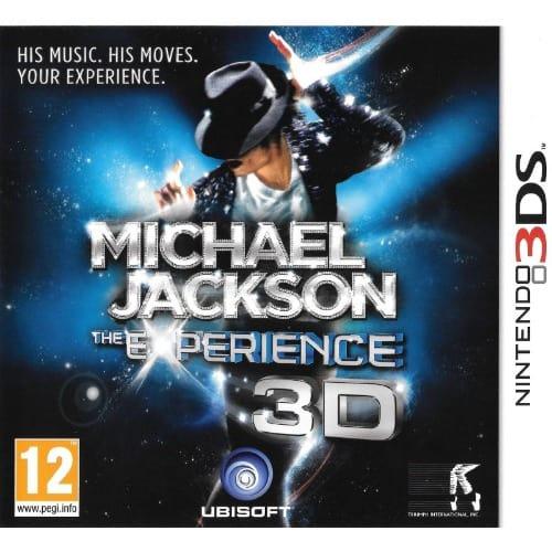Michael Jackson Experience - Nintendo 3DS