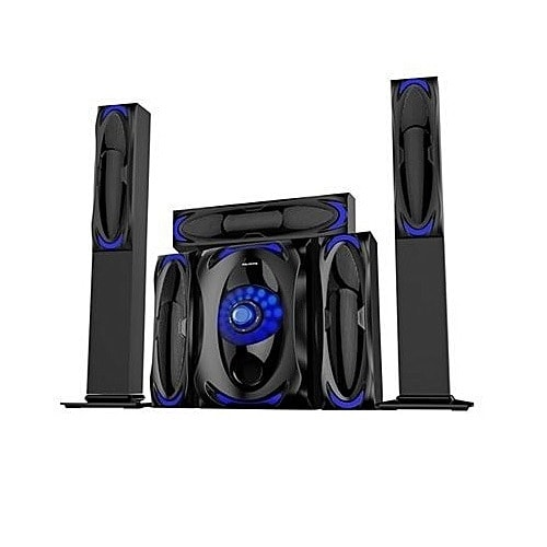 Home Theatre Music System : Pv-903-5.1
