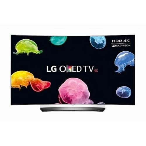 55'' OLED Curved Smart 3d Television + Magic Remote-55c6