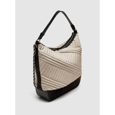 b4805230f1f Zara Quilted Bucket Bag With Chain Detail | Konga Online Shopping