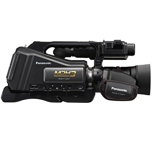 Hc-mdh3 Avchd Shoulder Mount Camcorder With Lcd Touchscreen & Led Light