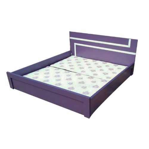 Luxury 6ft X 6ft Bed Frame With 2 Bed + Free Bed Spread