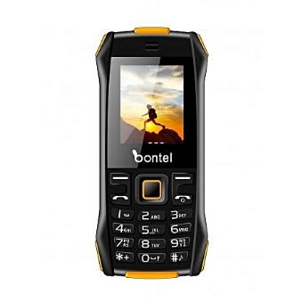 L400 Feature Phone With Big Torch Light, Bontel Cloud & 1,000 Mah Battery -  Black