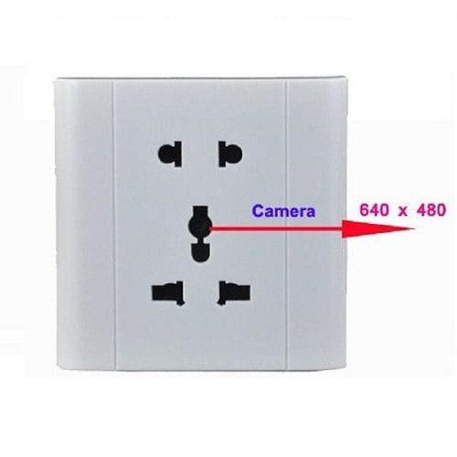 Video Security Digital Camcorder Switch Plug Socket Camera Mini HD DVR
