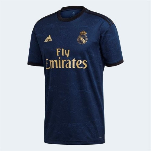 purchase cheap e35aa 81d22 Real Madrid Away Shirt 2020 - Purple