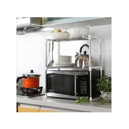 Multi-functional Microwave Oven Shelf Rack
