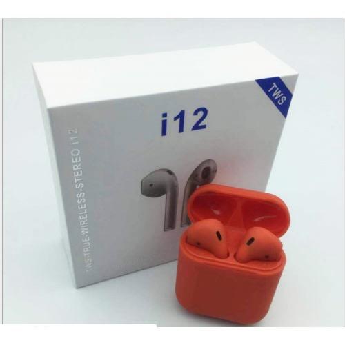 I12 Wireless Smart Touch Airpod - Bluetooth 5 0