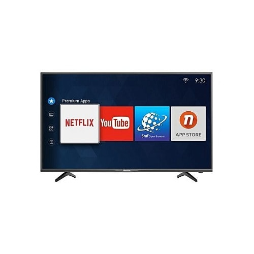 55'' Smart Television With Wi-fi Support + Free Bracket