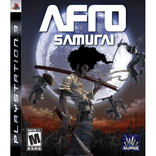 PS3 Afro Samurai