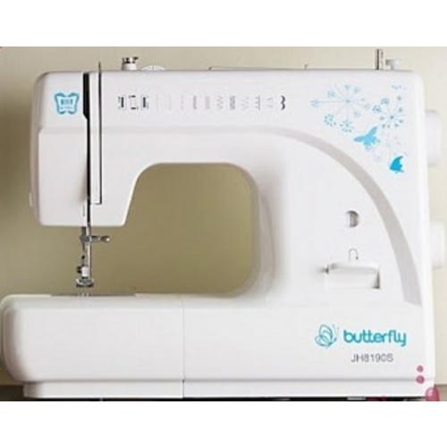 351a787ac98 Butterfly Electric Sewing Machine