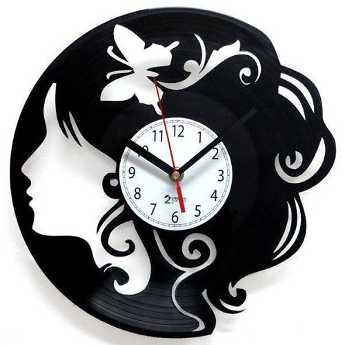 Wall Clock - Clk 014