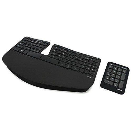 2ace29623b9 Microsoft Sculpt Ergonomic Keyboard - 5kv-00001 | Konga Online Shopping