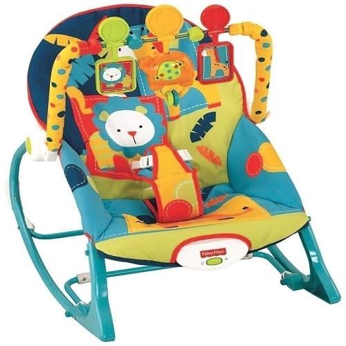 aecad3cc79870 Fisher Price Infant To Toddler Rocker - Safari   Konga Online Shopping