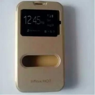 newest f0758 0bb32 Infinix Hot X507 Case - Gold