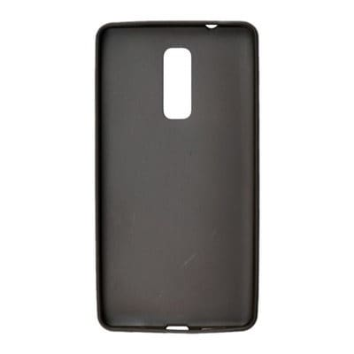 new product 3f2c2 639ac Infinix Note 3 Back Cover - Black