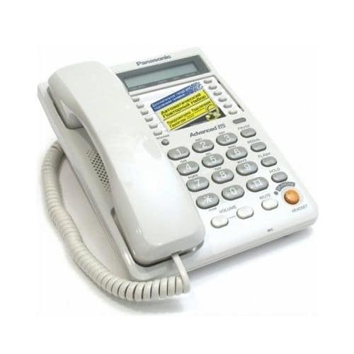 Intercom 3G/4G - Caller ID Desk Phone - Kx-t2375jxw