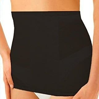 really cheap the cheapest best sell Invisible Tummy Trimmer | Body Shaper | Black