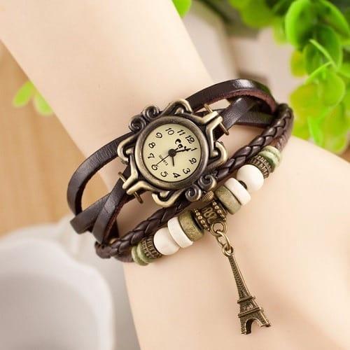 /I/r/Iron-Tower-Pendant-Braid-Bracelet-Leather-Watch---Brown-4149845_3.jpg