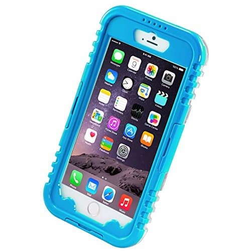 new styles 4cb3a 39d46 Ithrough Waterproof Heavy Duty Case for iPhone 6 Plus