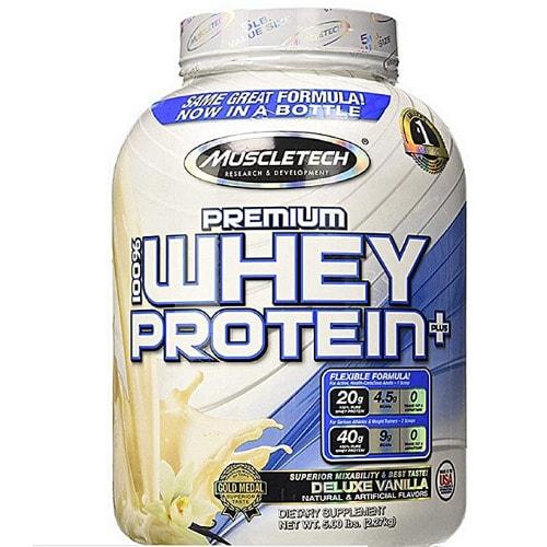 Premium 100% Whey Protein Plus 5 Lb.